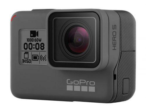 GoPro HERO 5 black & GoPro Hero 5 Session